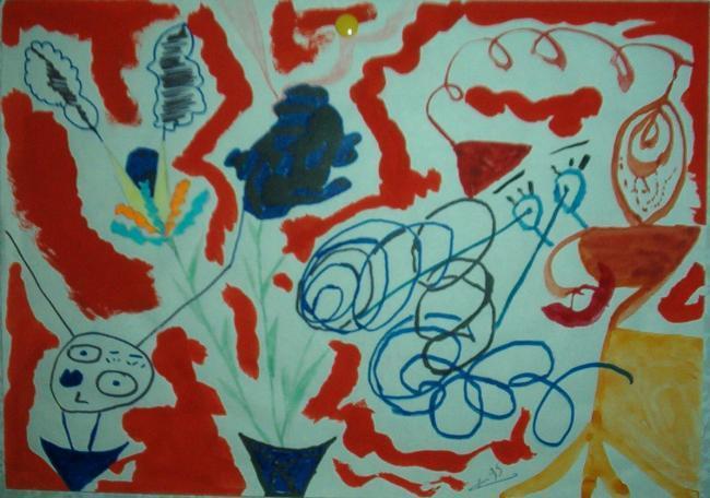 Fleurs extraterrestres-1995