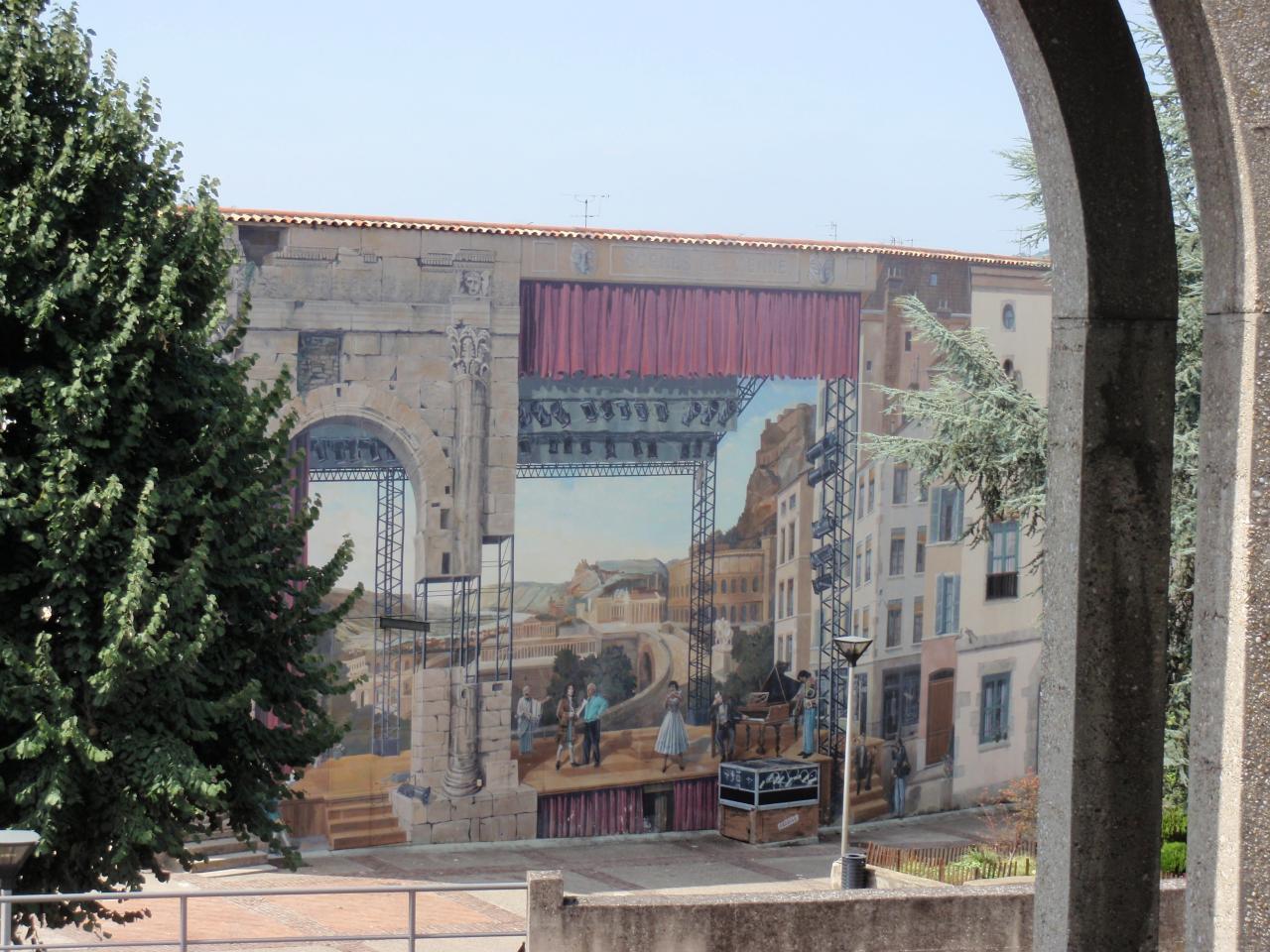 Théâtre  grec